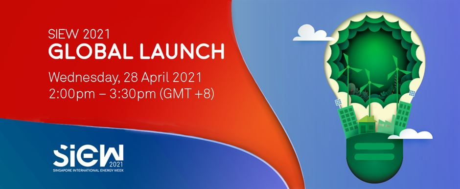 SIEW Global Launch Web Banner